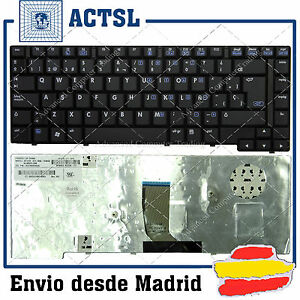 KEYBOARD SPANISH for LAPTOP HP 8510P VByQWwYK-09090838-214312271
