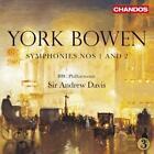 Sinfonien 1+2 von Andrew Davis,Bbc Philharmonic (2011)