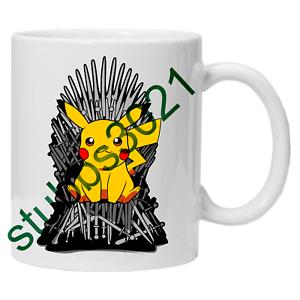 Pocket-Monster-Pikachu-Iron-Throne-Pokemon-amp-Game-of-Thrones-Inspired-Coffee-Mug