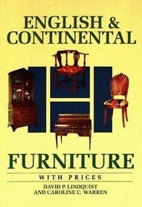English and Continental Furniture With Prices (WALLACE-HOMES