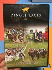 Dingle Races 5th,6th,7th August 2016(2xDVD UK)Irish Horse Racing 4hrs+ Of Races