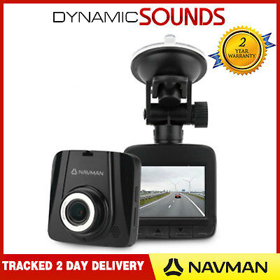 Navman 50 DVR Car Front Dash Camera Full HD 1080p Driving/ Accident Recording