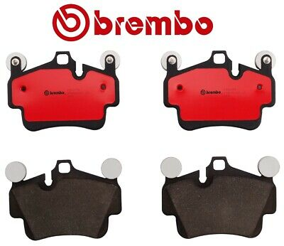 For Porsche Boxter Cayman Front Disc Brake Pads Set Brembo P65014N