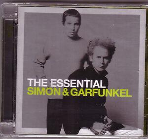2-CD-NEU-Best-of-SIMON-amp-GARFUNKEL-Sound-Silence-Bridge-over-troubled-mkmbh