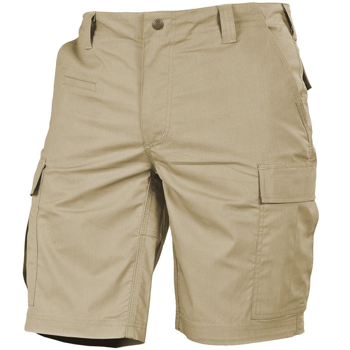 a7000a5685 Pentagon BDU 2.0 Shorts Tactical Mens Cargo Patrol Combat Airsoft Uniform  Khaki