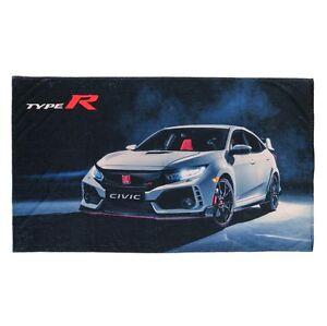 Genuine-Honda-Civic-Type-R-Towel-82x150cm