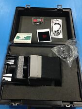 USED PROBEYE INFRARED POLAROID LAND CAMERA SX-70 & DL-1497 RELEASE AND CASE (N5)