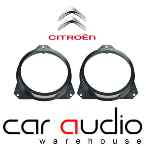 Connects2 CT25CT04 Citroen Berlingo 08/> Car Speaker Fitting Adaptor Front 16.5cm