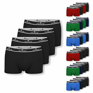 4er-Pack-Tom-Tailor-Boxershorts-Shorts-Pants-Boxer-Stretch-Cotton-Farbwahl