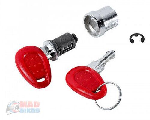 Givi Z661 Top Box Lock & Barrel With Keys For V46, E52, E55, V35 Cases