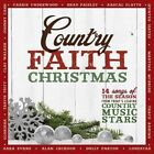 Country Faith Christmas: 14 Songs of the Season from Today's Leading Country Music Stars by Various Artists (CD, Sep-2015, Word)