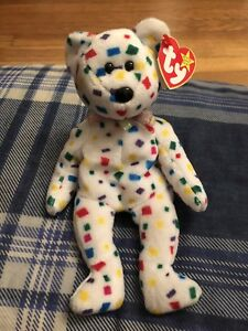 08c787d961d best price image is loading ty 2k beanie baby with errors 5582c acc2c