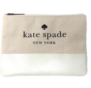 eb3fb2858860 Kate Spade Gia Ash Street Clutch Pouch Cosmetic Bag WLRU4912  69 ...