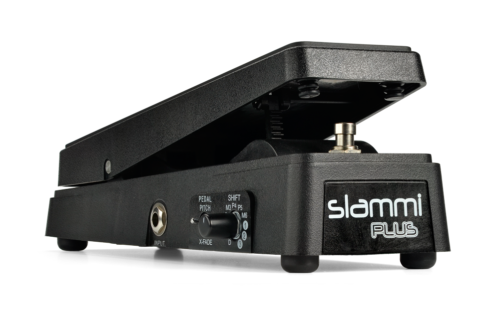 EHX Electro-Harmonix Slammi Plus Pitch Shifter Harmony Guitar Effects Pedal