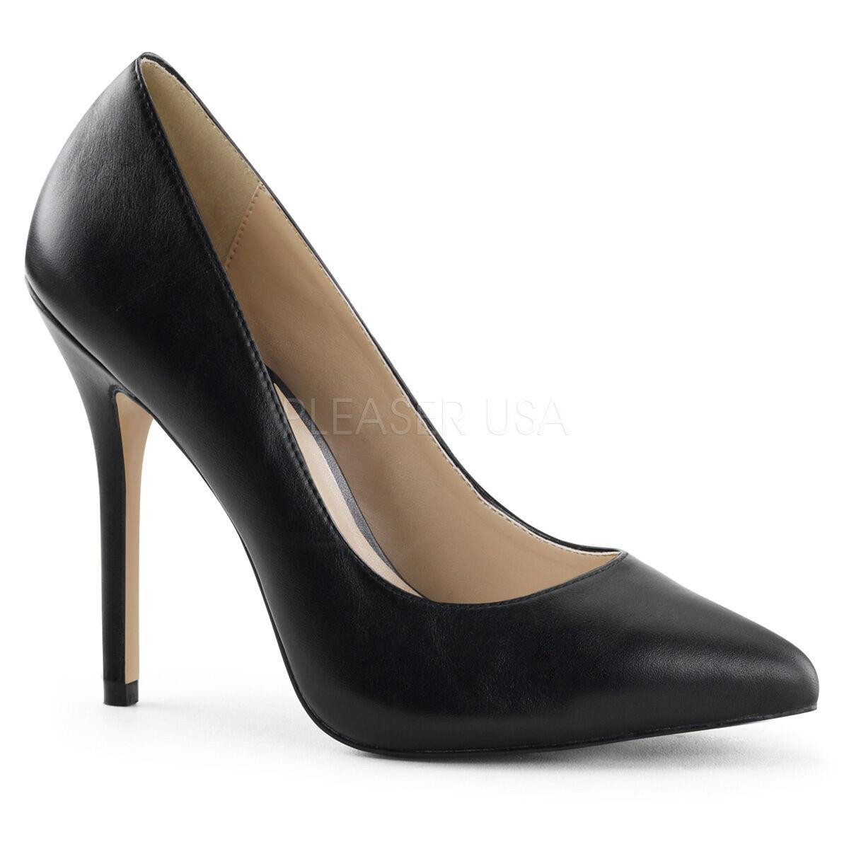 PLEASER - Schuhe Amuse-20 Eternal Classic Court Schuhe - Seductive Foot Arch 497c2e