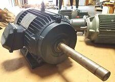New Leeson 10 Hp 3 Phase Motor G15015960