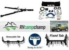 Blue Ox RV Tow Package  Bracket Towbar Acc-Kit Jeep Grand Cherokee 1999-2003