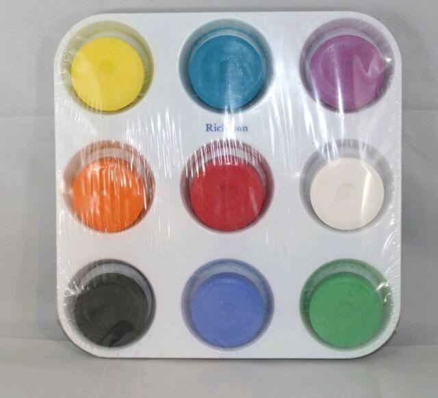 Size 3 Jack Richeson 12-Piece Stomp Blender Set