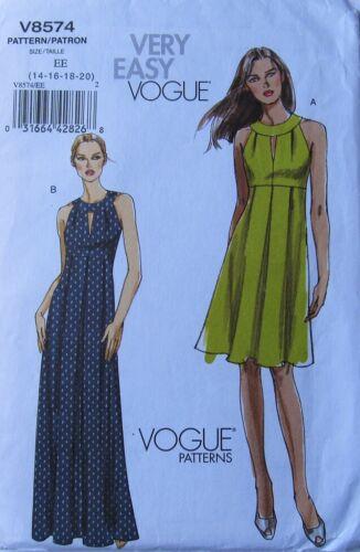 Very Easy Vogue vintage and OOP sewing pattern uncut You Pick
