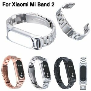 Steel-Smart-Bracelet-Replacement-Wrist-Bands-Wrist-Strap-For-Xiaomi-Mi-Band-2
