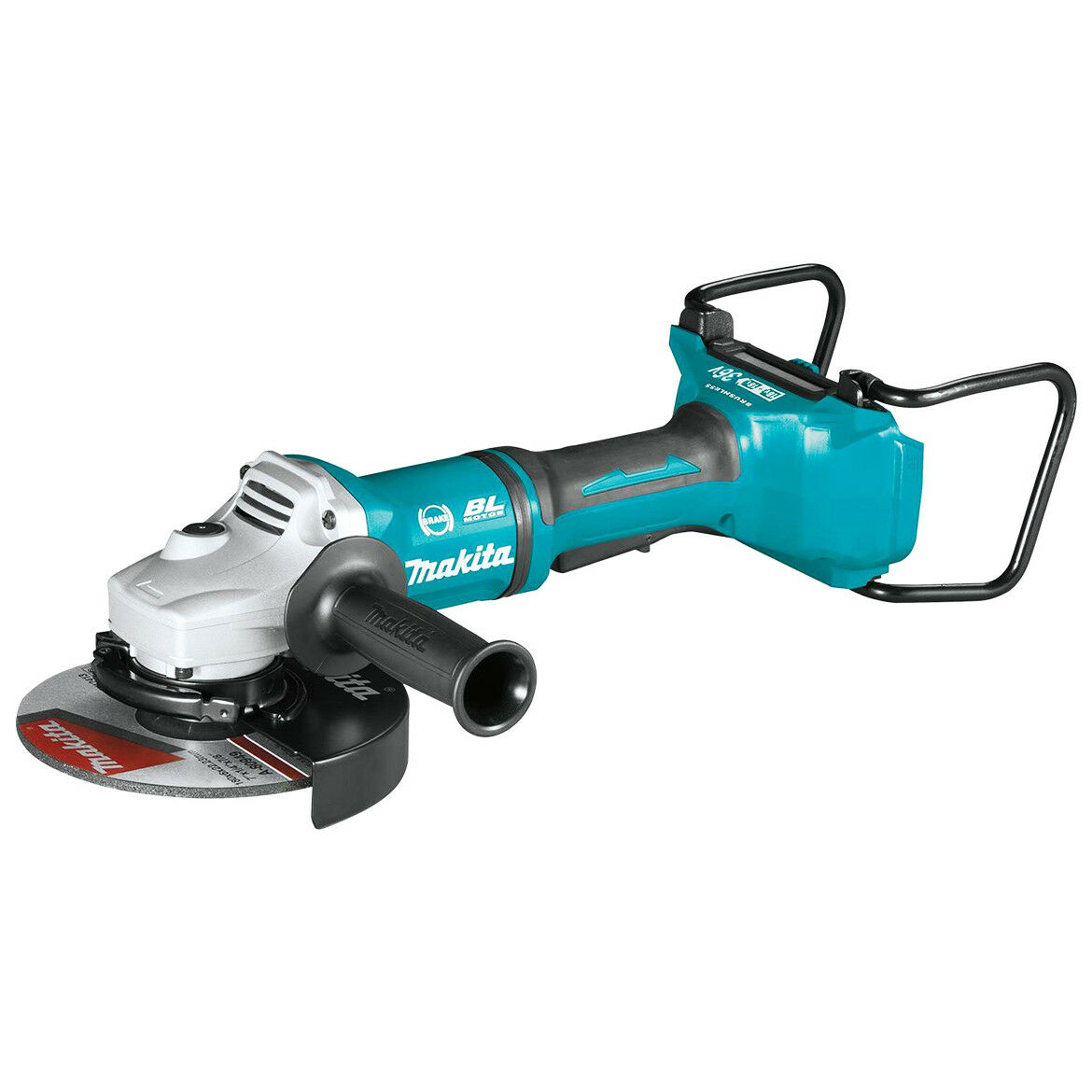 Makita XAG12Z1 36-Volt LXT 7-Inch Paddle Switch Cut-Off/Angle Grinder -Bare Tool