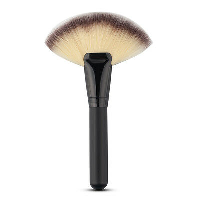 Professional Makeup Brush Large Fan Brush Blush Powder Foundation Make Up Tool