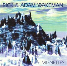 Rick Wakeman, Rick Wakeman & Adam - Vignettes [New CD] UK - Import
