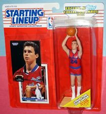 1993 TOM GUGLIOTTA Washington Bullets Rookie - low s/h - sole Starting Lineup