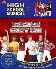 "Disney Boxset: ""High School Musical"" Party Planner (Disney High School Musical),"