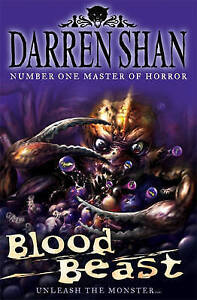 Blood-Beast-The-Demonata-Book-5-Shan-Darren-Very-Good-FAST-Delivery