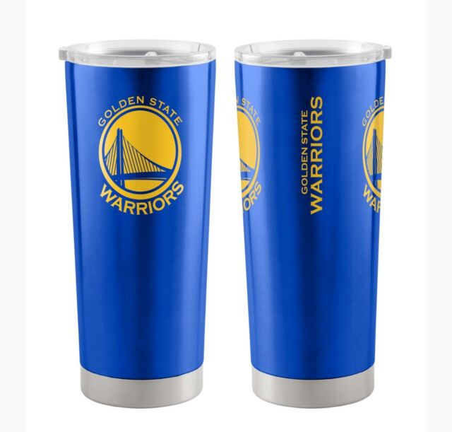 f5d951db969 NBA Golden State Warriors 20oz Travel Ultra Tumbler Cup Mug Coffee Drinks