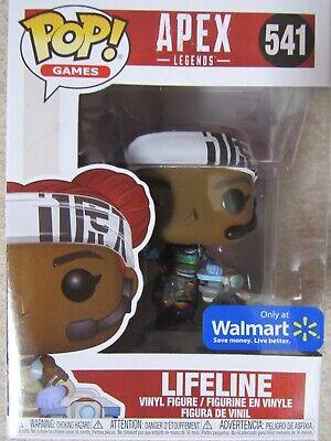POP Games Lifeline Brand New In Box Apex Legends Funko