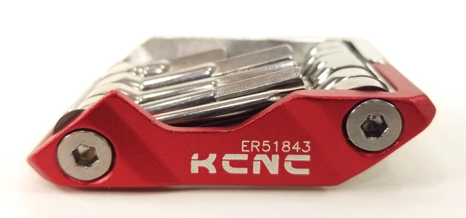 KCNC Bicicleta Herramienta  Multi Mini 12 funciones 90g  tomamos a los clientes como nuestro dios