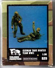 VERLINDEN 829 - GERMAN TANK HUNTER WWII - 1/35 RESIN KIT