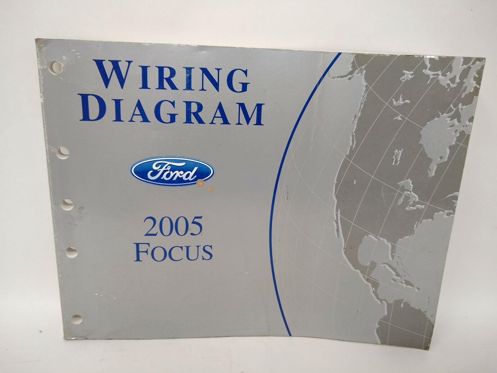 [TBQL_4184]  2005 Ford Focus OEM Wiring Diagrams Manual for sale online | eBay | 2005 Focus Wiring Diagram |  | eBay