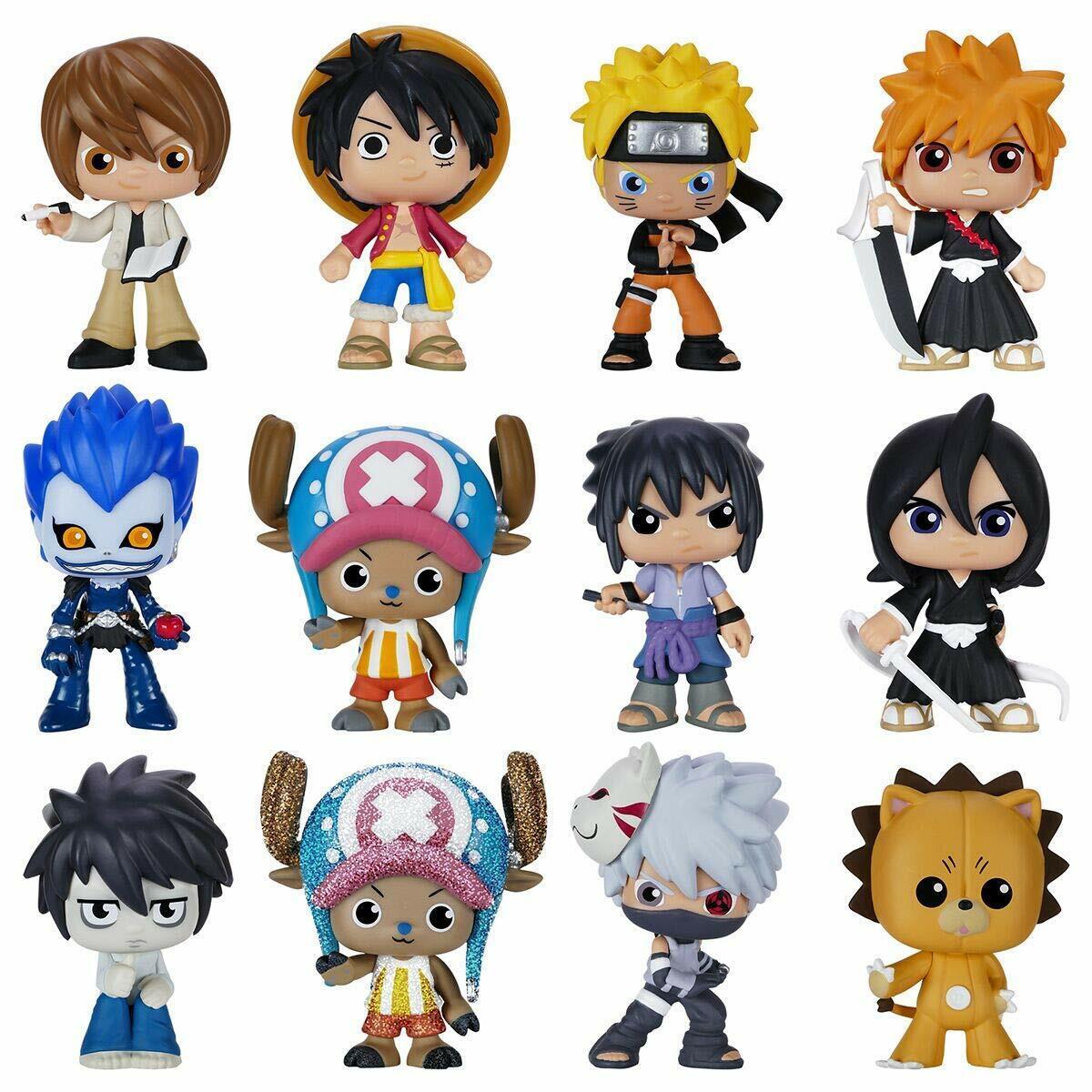 Diverdeimentoko Mystery Minis Shonen Jump Best of Anime  Pezzi Singoli Seleziona  protezione post-vendita