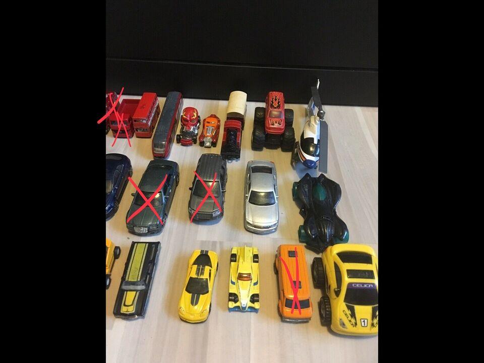 Biler etc, Forskellige