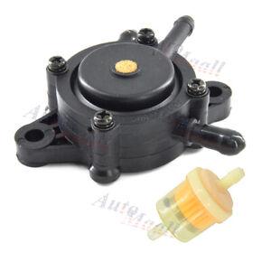 Fuel Pump & Fuel Filter For Kawasaki 21hp 22hp 23hp 24hp 25hp Engine  49040-7001 | eBayeBay