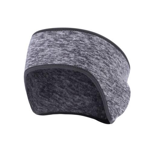 Polar Fleece Ear Warmer Cover Headband Ear Muffs for Men /& Women Cold Weather US
