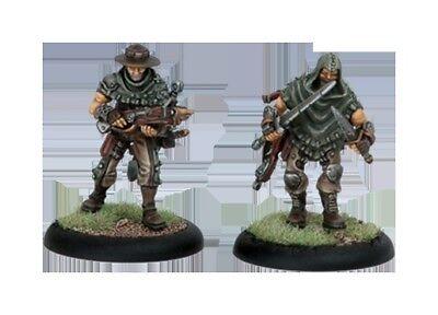 Warmachine Pip 41027 Croe's Cutthroats Mercenary Troops Tempi Puntuali