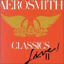 AEROSMITH : CLASSICS LIVE 2 (CD) sealed