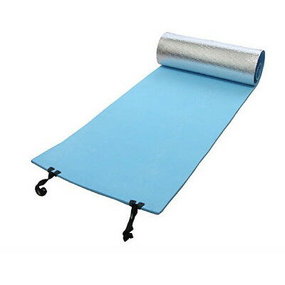 BLUE 180 * 60cm * 6mm Thick Mat Pad for Exercise, Fitness & Yoga 2014 FO