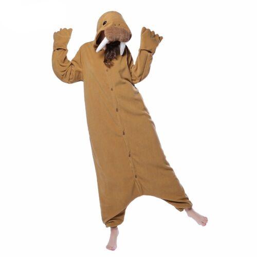 Cosplay Anime Pyjamas Costume Adult Hoodies Animal One piece Unisex Fancy Dress