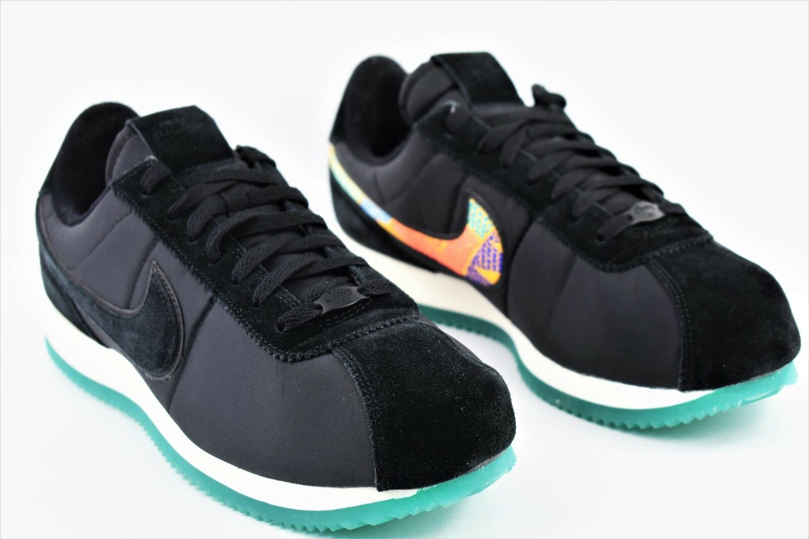 Nike Cortez Basic LHM QS Mens Size 11.5 shoes Latino Heritage Month 885407 001