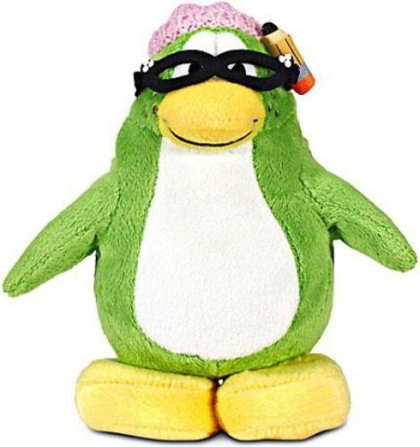 Version 3 Club Penguin Series 12 Aunt Arctic 6.5-Inch Plush Figure