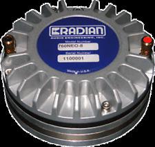 Radian 745 NEO 8ohm Diaphragm Compression Driver - AUTHORIZED DEALER