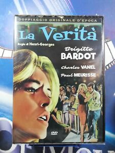 LA VERITA' (1960)   ** A&R Productions *DvD* .....NUOVO