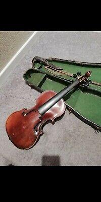 Antique Copy Of Antonius Stradivarius Faciebat Cremona 1713