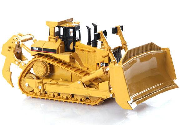 1 50 Tractor Caterpillar Cat D11R tipo de pista por Norscot 55025V