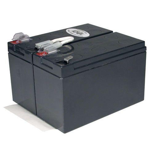 100% Waar Pacco Batterie Compatibile Apc Rbc5 Csb Standard